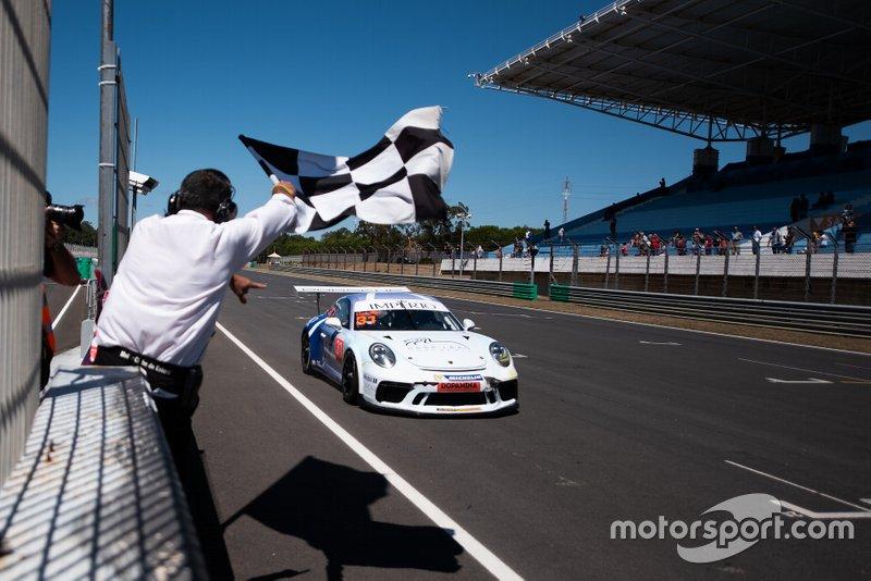 Alan Hellmeister - Porsche Cup, etapa do Estoril