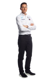 Ian James, managing director Mercedes-Benz Formula E