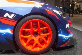 Pneumatico della Hyundai al Salone di Francoforte