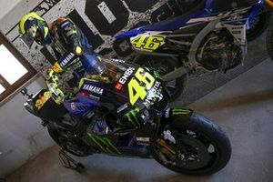 Valentino Rossi, Yamaha Factory Racing al Ranch