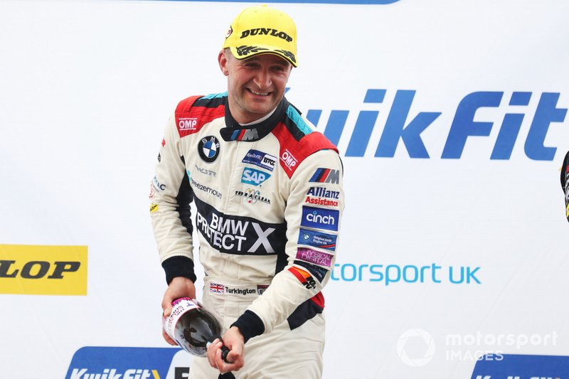 43. Colin Turkington, BTCC