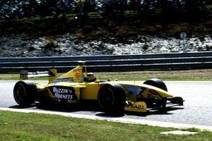 Heinz-Harald Frentzen, Jordan 199