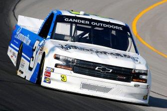 Jordan Anderson, Jordan Anderson Racing, Chevrolet Silverado SponsorJordan.com