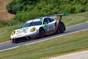 #91 Wright Motorsports Porsche 911 GT3 R, GTD: Anthony Imperato, Dennis Olsen