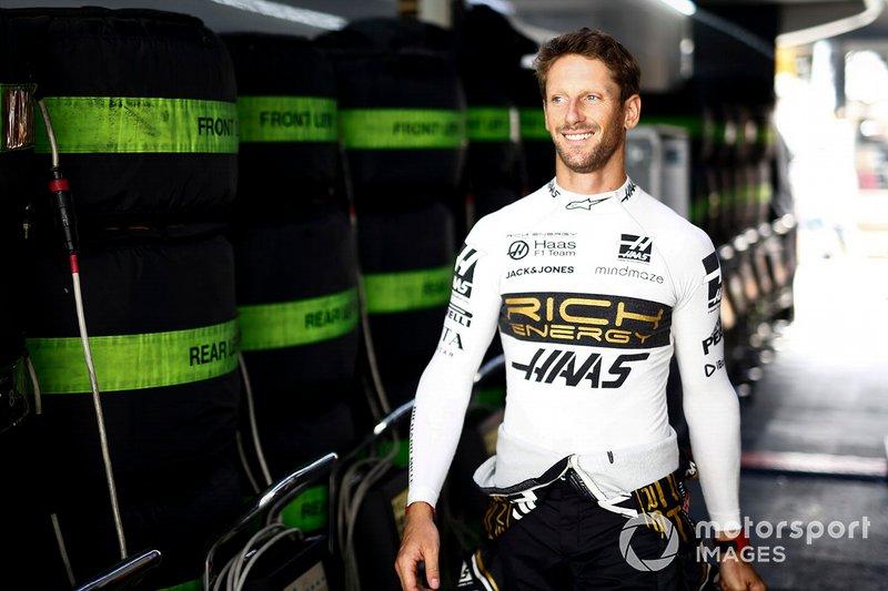 18º Romain Grosjean: 8 pontos, 7º lugar (Alemanha)