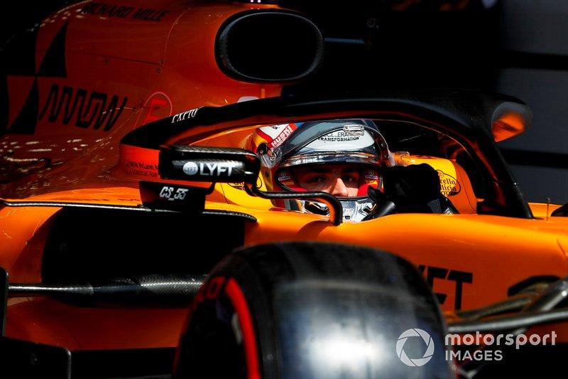 7: Carlos Sainz Jr., McLaren MCL34, 1'12.897