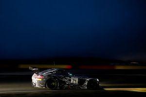 #74 Ram Racing Mercedes-AMG GT3: Remon Vos, Darren Burke, Tom Onslow-Cole, Christiaan Frankenhout