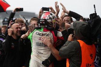 Race winner Jack Goff, Team Hard Volkswagen Passat CC