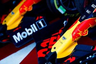 Voorvleugels voor de Red Bull Racing RB15