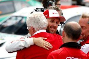 René Rast, Audi Sport Team Rosberg with Arno Zensen, Audi Sport Team Rosberg