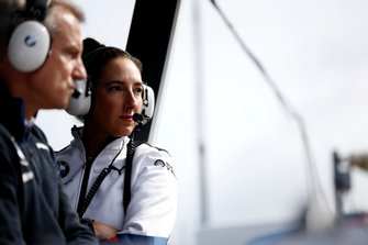 Lisa Crampton, BMW Motorsport