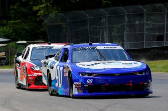 Chris Dyson, DGM Racing, Chevrolet Camaro Thetford and Christopher Bell, Joe Gibbs Racing, Toyota Supra Rheem