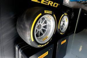 Les nouveaux pneus 18 pouces pour 2020