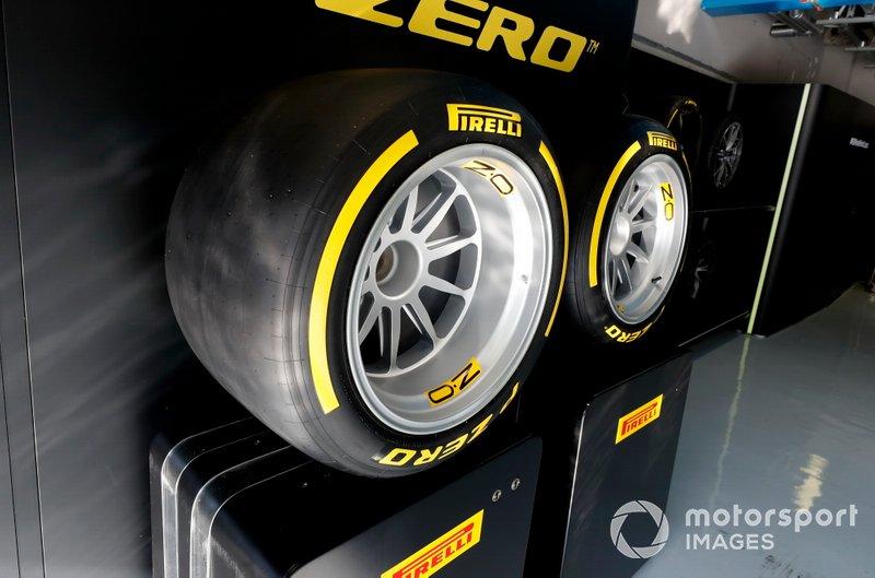 Nuevos neumáticos Pirelli de 18 pulgadas para 2020