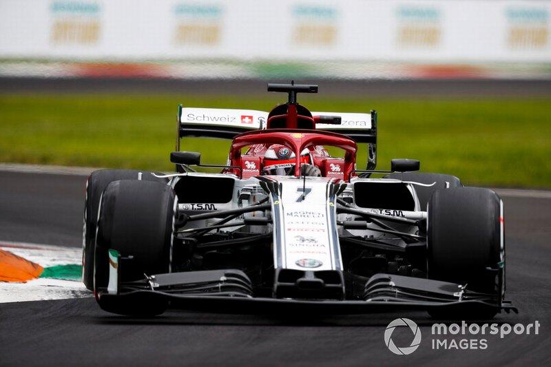 15 - Kimi Raikkonen, Alfa Romeo Racing C38