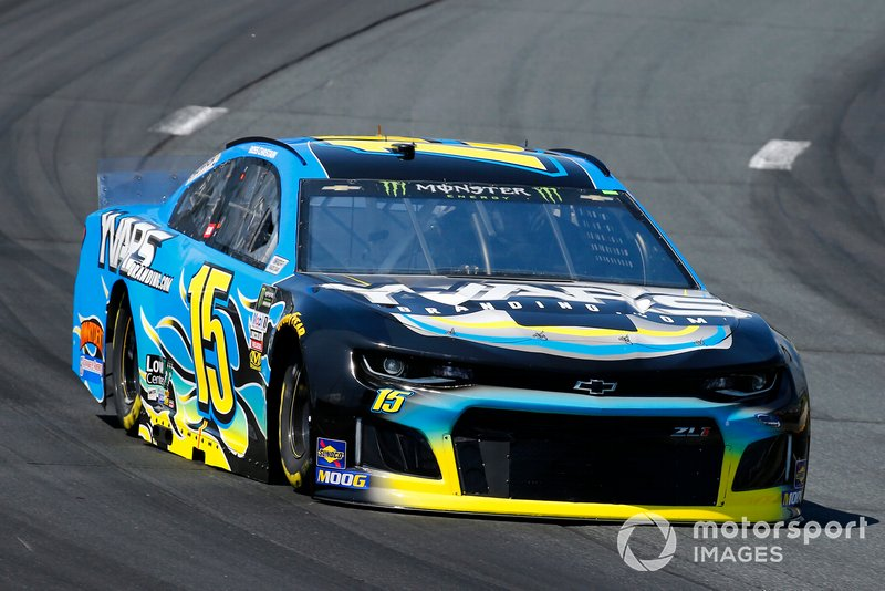 Ross Chastain, Premium Motorsports, Chevrolet Camaro YVARS Branding.com