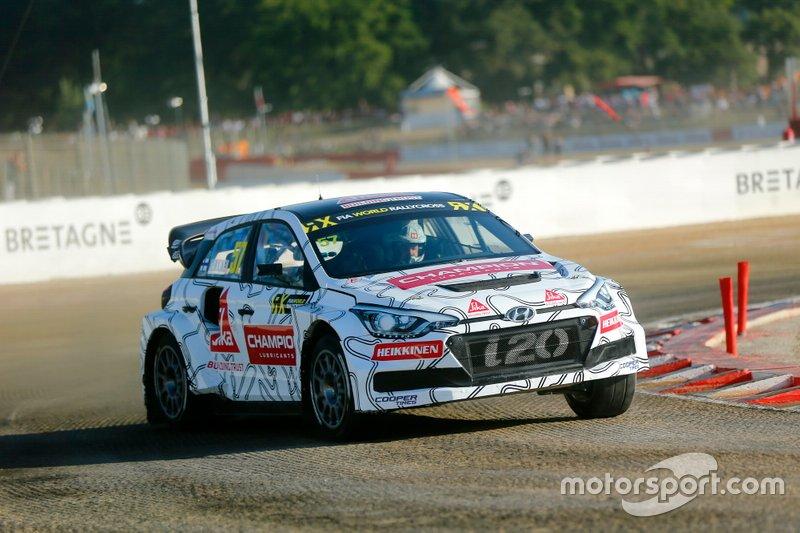 Toomas Heikkinen, GRX Set