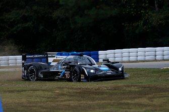 Ausritt: #10 Wayne Taylor Racing Cadillac DPi: Renger Van Der Zande, Jordan Taylor, Matthieu Vaxiviere
