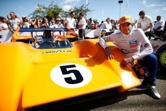 Carlos Sainz Jr, McLaren M8D