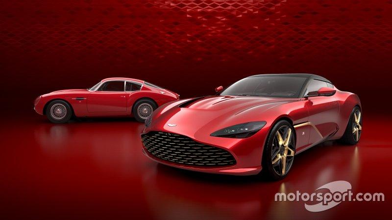 Aston Martin DB4 Zagato and DBS Zagato