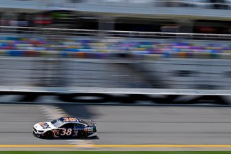 David Ragan, Front Row Motorsports, Ford Mustang MDS Transport