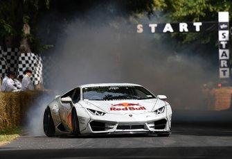 Lamborghini Mike Whiddick