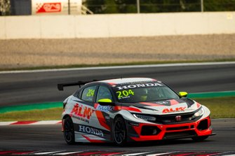 Robin Vaks, ALM Honda Racing Hondo Civic TCR