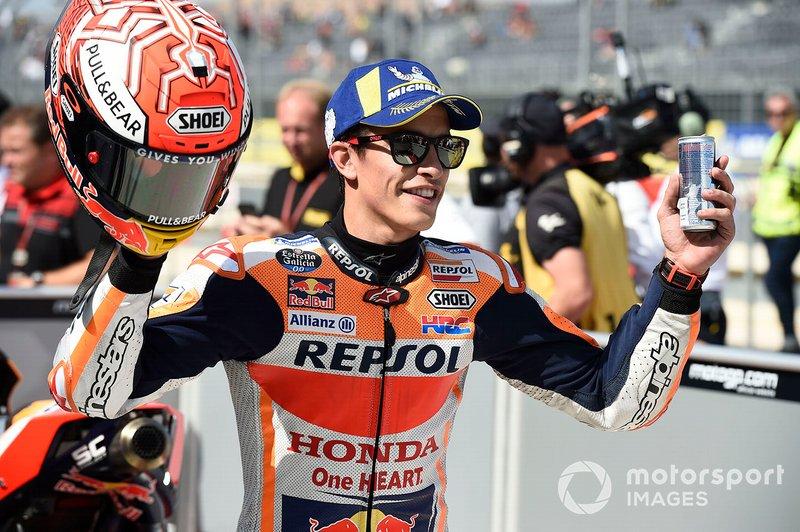 Ganador GP de Aragón - Marc Marquez, Repsol Honda Team