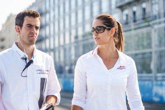 Célia Martin, Viessman Jaguar eTROPHY Team Germany