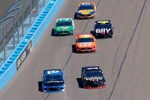 Kurt Busch, Chip Ganassi Racing, Chevrolet Camaro Global Poker, Daniel Hemric, Richard Childress Racing, Chevrolet Okuma