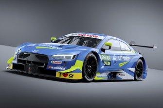 Rendering Robin Frijns, Audi RS5 DTM
