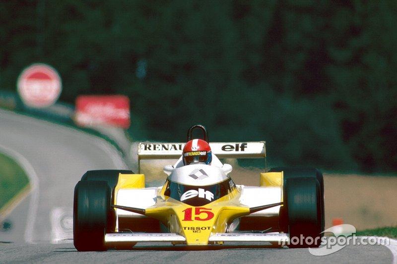 1980 Jean-Pierre Jabouille, Renault