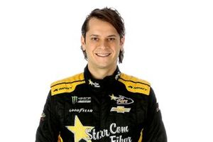 Landon Cassill, StarCom Racing Chevrolet
