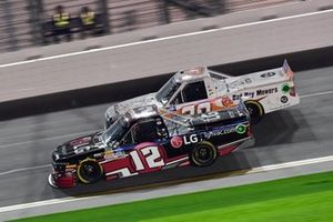 Gus Dean, Young's Motorsports, Chevrolet Silverado LG Air Conditioning Technologies, Brennan Poole, On Point Motorsports, Toyota Tundra