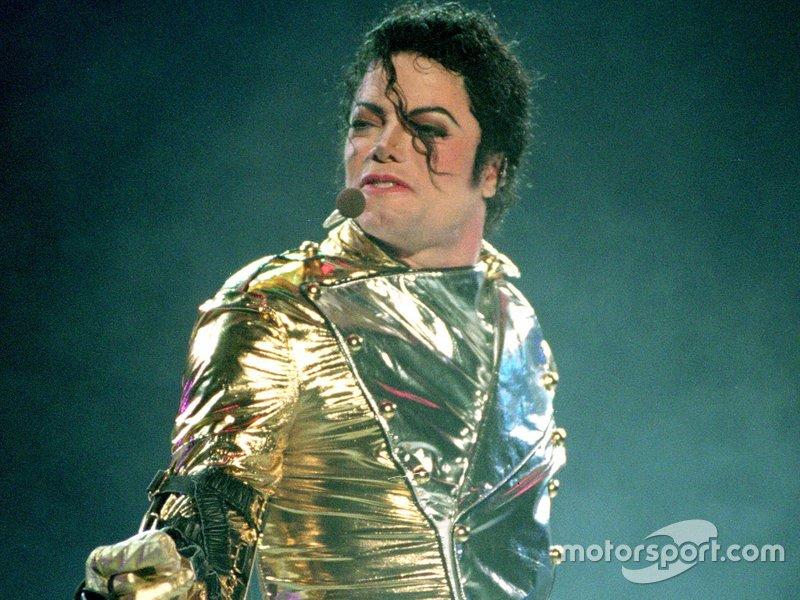 С концертом в Москве во второй раз выступил Майкл Джексон
