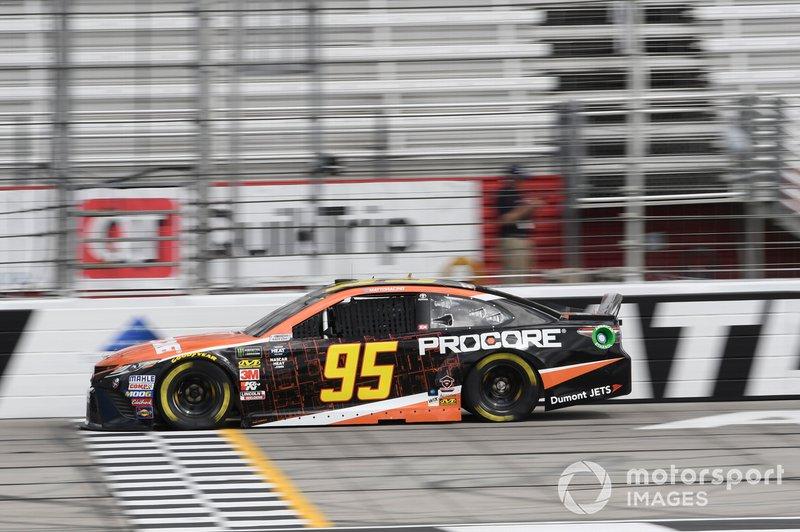 20. Matt DiBenedetto, Leavine Family Racing, Toyota Camry Procore