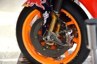 Repsol Honda Team brakes detail