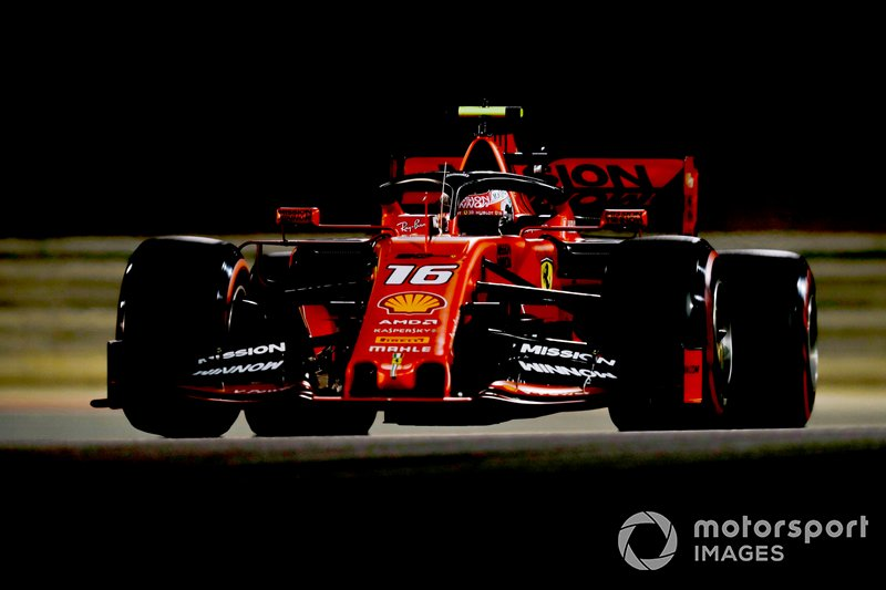 2. Шарль Леклер – 21 год 5 месяцев 14 дней (Гран При Бахрейна 2019 года, Ferrari)