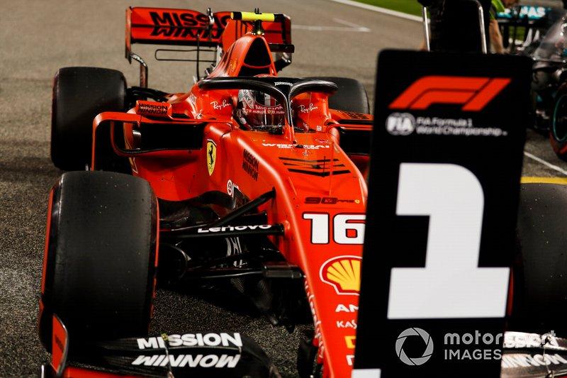 99: Charles Leclerc, Ferrari SF90