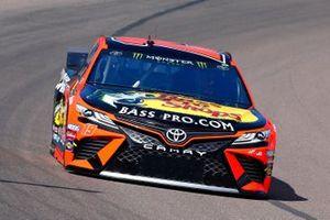 Martin Truex Jr., Joe Gibbs Racing, Toyota Camry Bass Pro Shops