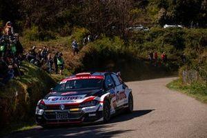 Kajetan Kajetanowicz, Maciej Szczepaniak, Volkswagen Polo R5, Tour de Corse, WRC, WRC 2