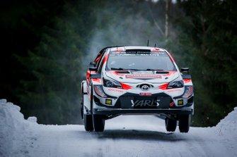 Marcus Gronholm, Timo Rautiainen, GRX, Toyota Yaris WRC