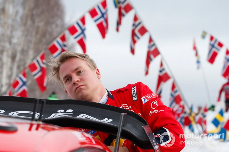 Esapekka Lappi, Citroen World Rally Team, Citroen C3 WRC 2019