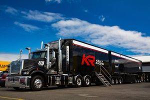 Kelly Racing truck