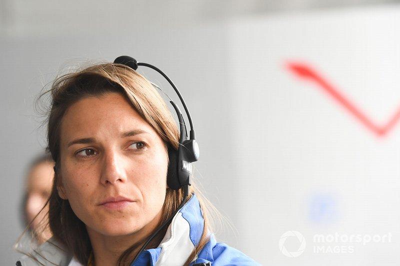 Simona de Silvestro, ABB Ambassador