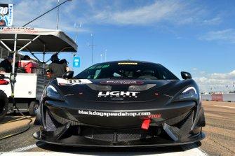 Michael Cooper, Blackdog Speed Shop McLaren 570S GT4