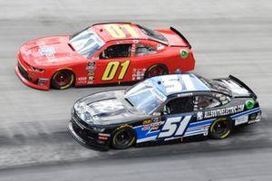 Stephen Leicht, JD Motorsports, Chevrolet Camaro teamjdmotorsports.com, Jeremy Clements, Jeremy Clements Racing, Chevrolet Camaro All South Electric