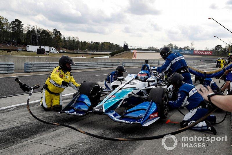 Ganador, Takuma Sato, Rahal Letterman Lanigan Racing Honda