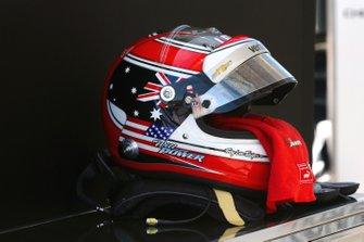 Will Power helmet