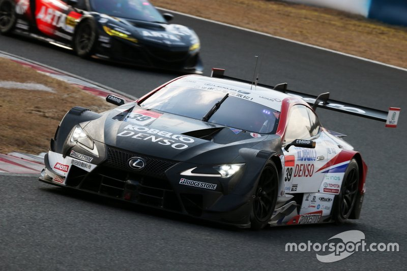 #39 Lexus Team Sard Lexus LC500: